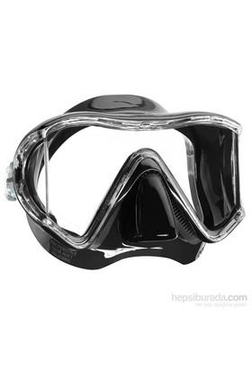Mares İ3 Sunrise Scuba Dalış Maskesi Siyah