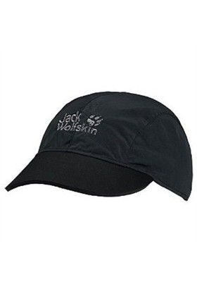 Jack Wolfskin Supplex Cap 1901482-6032 / Black - - One Sız/