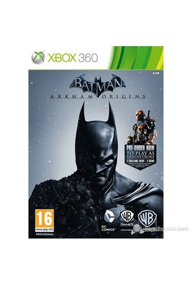 Batman Arkham Origins Limited Edition Xbox 360
