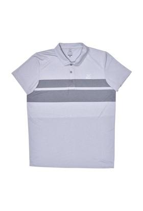 Kinetix A5131675 Gri Mel Erkek T-Shirt