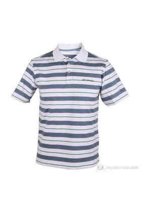 Columbia Big Smoke Polo Yaka T-Shirt EM6014-100