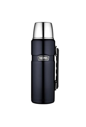 Thermos Sk 2010 Stainless King Large Midnight Blue 1.2 Lt. / Standart - Std