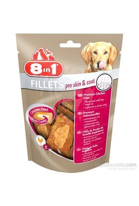 8in1 Pro Skin&Coat Köpek Ödülü 80 gr