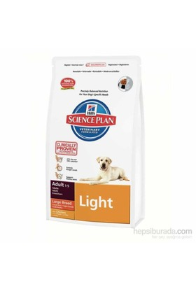 Hills Science Plan Light Large Breed İri Irk Köpek Kuru Maması 12 Kg