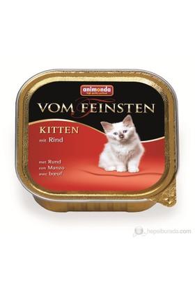 Animonda V.F.Kitten Sığır Etli Yavru Kedi Konserve 100 Gr kk