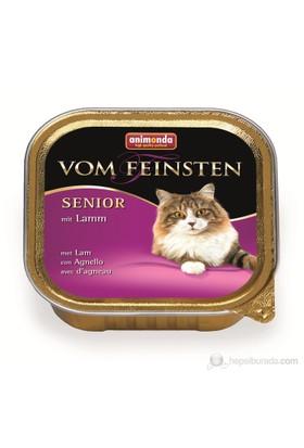 Animonda Vom Feinsten Kuzulu Yaşlı Kedi Konservesi 100 Gr