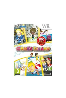 Games Island Wii