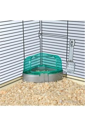 Trixie Hamster Köşe Tuvaleti 14X8X11/11Cm