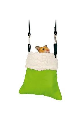Trixie Hamster İçin Peluş Çanta, 11/14X12Cm