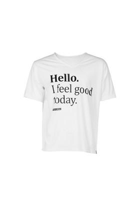 French Kick Hello T-Shirt