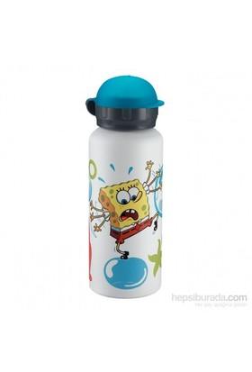Laken Alüminyum Hit Sponge Bob Şişe 0,45L Pompas