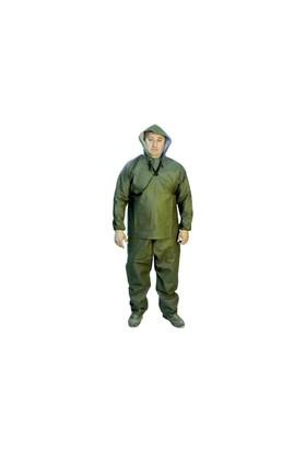 Dıscovery Dft Çizme Balıkçı Yağmurluk Alt Üst Takım