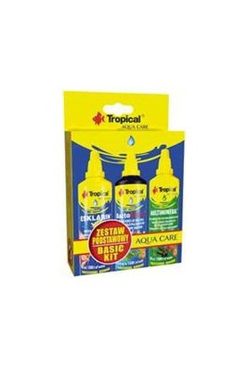 Tropical 30213 Basıc Kit (Eskların + Bacto Actıve + Multimineral)