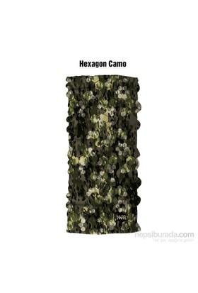 Narr Hexagon Camo Bandana