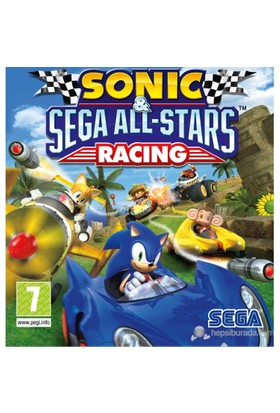 Sonic & Sega Allstars Racing PC