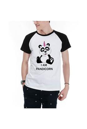 Köstebek I'm Pandicorn Erkek T-Shirt Et696