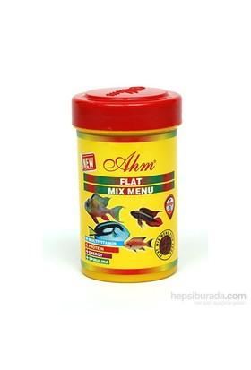 Flat Mix Menu 100 Ml Balık Yemi