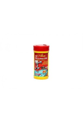 Balık Yemi Koi Goldfish Colour Sticks 250 Ml