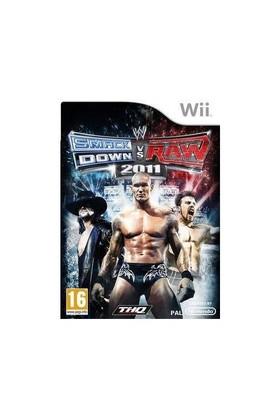 Nintendo OYUN Wii Smackdown vs Raw 2011
