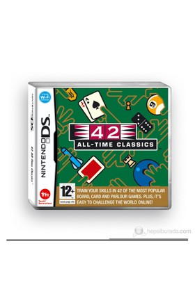 Nintendo OYUN DS 42 All Time Classic UKV.