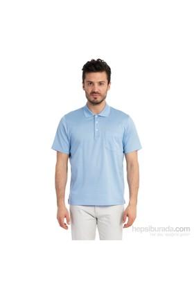 Kiğılı Polo Yaka Merserize T-Shirt 6Ab8cmr13a0