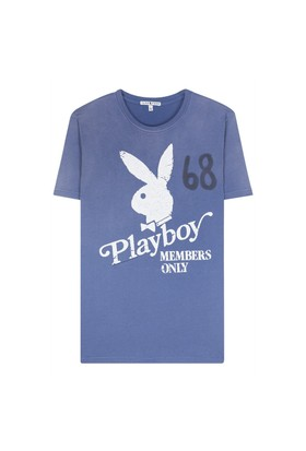 Junk Food Playboy Members Only T-Shirt