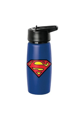 SUPERMAN CHEST ÇELİK MATARA 500ML