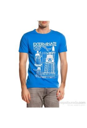 Köstebek Dr. Who - Dalek Erkek T-Shirt