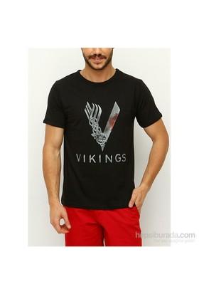 Köstebek Vikings Erkek T-Shirt