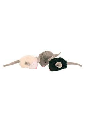 Trixie kedi oyuncağı, mikroçipli sesli fare 6cm