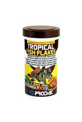 Prodac Tropical Fish Flakes Pul Balık Yemi 100 Ml 20 Gr