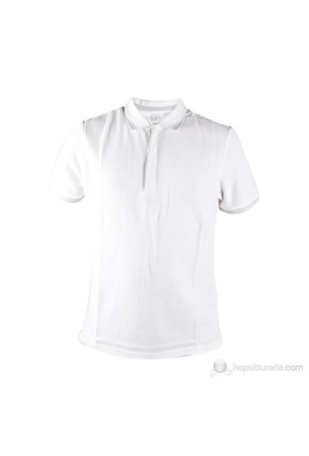 Calvin Klein Erkek T-Shirt Beyaz