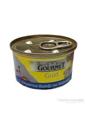 Gourmet Royal Gold Okyanus Balığı Ve Sebzeli Kedi Konservesi 85Gr