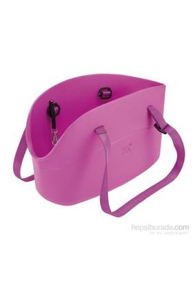 Ferplast With-Me Purple Köpek Taşıma Çantası Mor