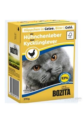 Bozita Tahılsız Tavuklu Ciğerli Kedi Konservesi 370 Gr