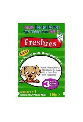 Freshy Ağız Kokusu Giderici Köpek Ödülü 3'Lü Paket 180 Gr