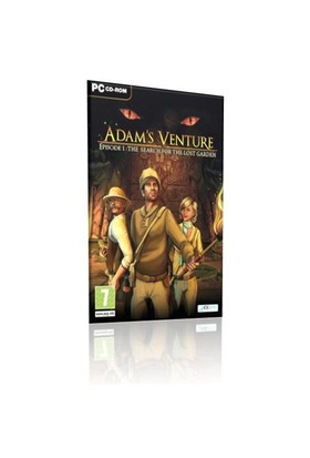 Adam's Venture-Episode 1:The Search For The Lost Garden Pc