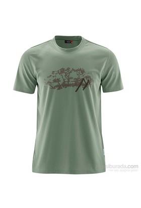 Maıer M T-Shirt S/S 152011 / Zambak Yeşil - 50