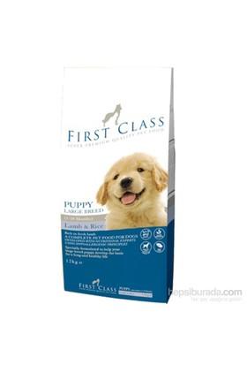 FirstClass Kuzulu Büyük Irk Yavru Köpek Maması 12 Kg