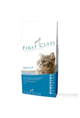 First Class Adult Chicken Tavuklu Kedi Maması 2 Kg