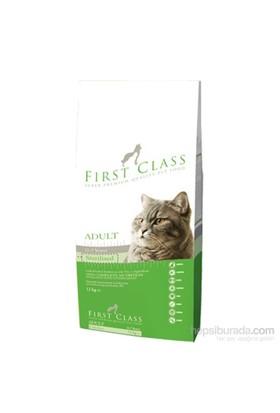 First Class Adult Kısırlaştırılmış Kedi Maması 12 Kg