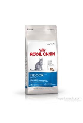Royal Canin Fhn Indoor 27 Sadece Evde Yaşayan Yetişkin Kuru Kedi Maması 2 Kg