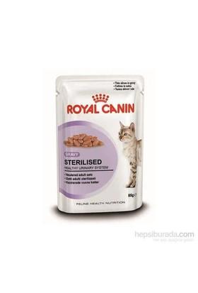 Royal Canin Fhn Sterilised Kısırlaştırılmış Kedi Konservesi 85 Gr X 12 Adet
