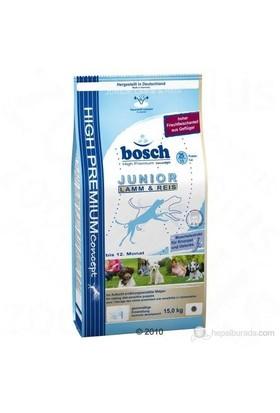 Bosch Kuzu Etli Ve Pirinçli Yavru Kuru Köpek Maması 3 Kg