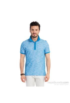 Kiğılı Polo Yaka Tasarım T-Shirt 6Abncd37760