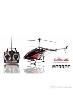 Woddon Salvation 26 3 Kanallı Dev Helikopter (80 cm)