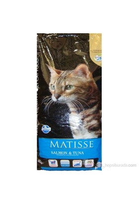 Matisse Salmon & Tuna Somonlu Tuna Balıklı Kedi Maması 10 kg
