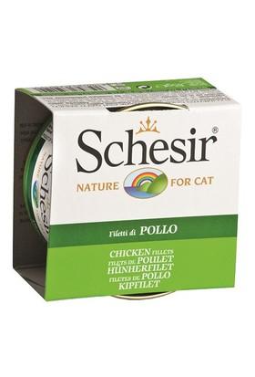 Schesir Cat Jelly Tavuk Fileto Kedi Konservesi 85 Gr