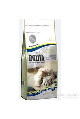 Bozita Feline Indoor Sterilised Evde Yaşayan ve Kısırlaştırılmış Kedi Maması 2 Kg