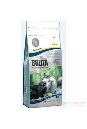 Bozita Feline Sensitive Diet & Stomach Geyik Etli Yetişkin Kedi Maması 2 Kg
